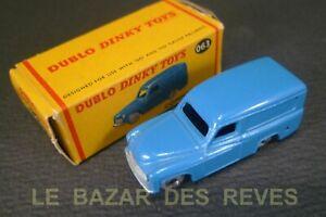 Dinky Toys Gb Dublo. Commer Van. Ref: 063. Boite (incomplète)