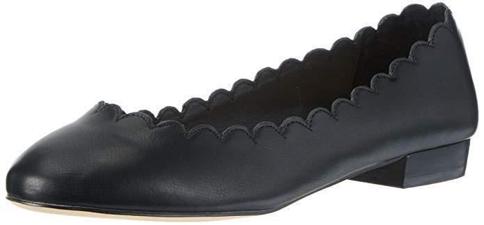 CARVELA KG Größe 3 MALLOW schwarz FLAT BALLERINA BALLET PUMPS LOAFERS schuhe    Stil