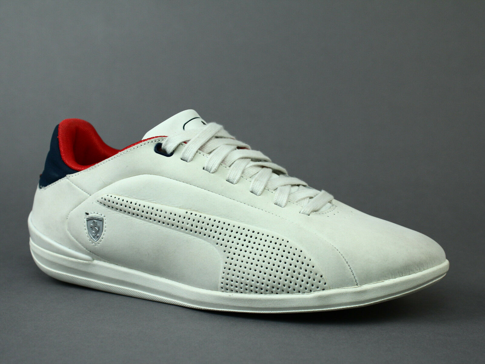 Puma Gigante Uomo LO SF Ferrari  Uomo Gigante  Fashion Casual  Leder Schuhes Sneakers 84c099