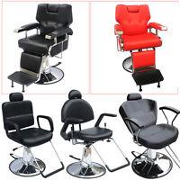Hydraulic Salon Barber Chair Hair Styling Beauty Spa Shampoo Equipment
