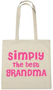 Image Is Loading Simply Best Grandma Bag Xmas Gift Ideas Birthday