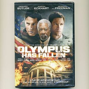 Olympus Has Fallen 2013 R Action Thriller Movie New Dvd Butler Freeman Bassett 43396426009 Ebay