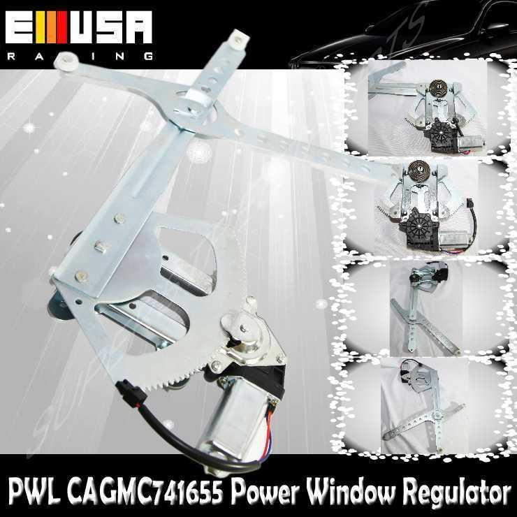 Power Window Regulator for 88-02 Chevy C3500 C2500 C1500 Front Driver 741655
