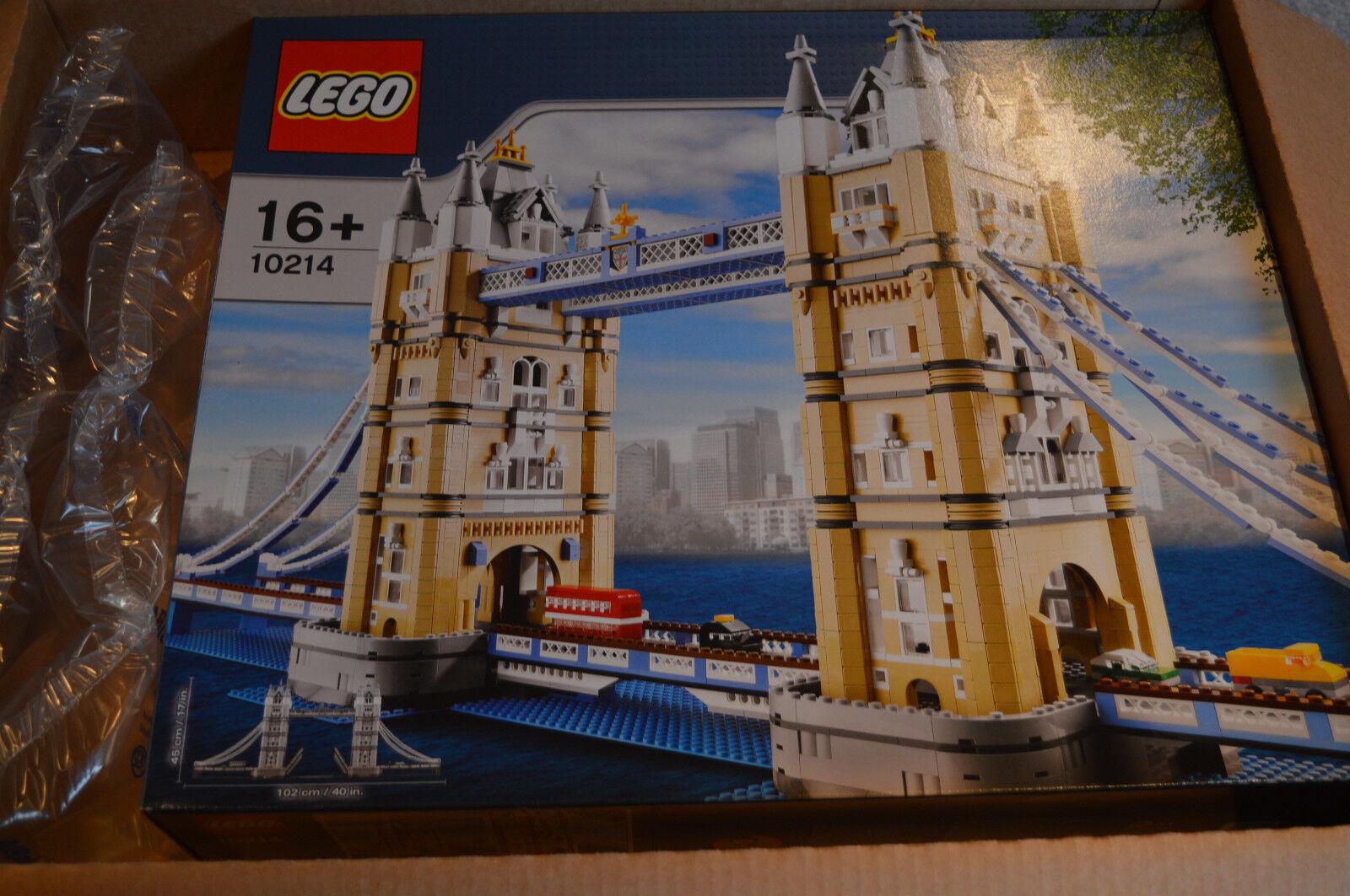 Lego Creator Tower Bridge 10214 nuevo en OVP