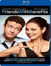 FRIENDS WITH BENEFITS - BLU-RAY - REGION B UK
