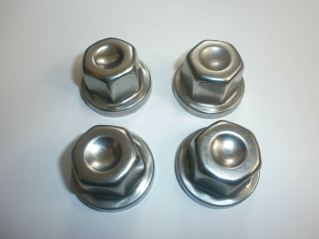 Range Rover Mk. 2 (P38)  Alloy Locking Wheel Nut Cover x4  NEW RRJ100120
