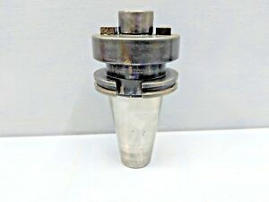 "Face Shell Mill Tool Holder CAT 50 2-3//8/"" Gage Length 5//8/"" Keys 1-1//2/"" Pilot"