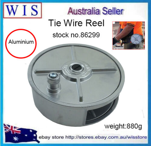 Aluminium Tie Wire Reel for Belt,Tie-Wire Reel//Dispenserfor Left or Right handed
