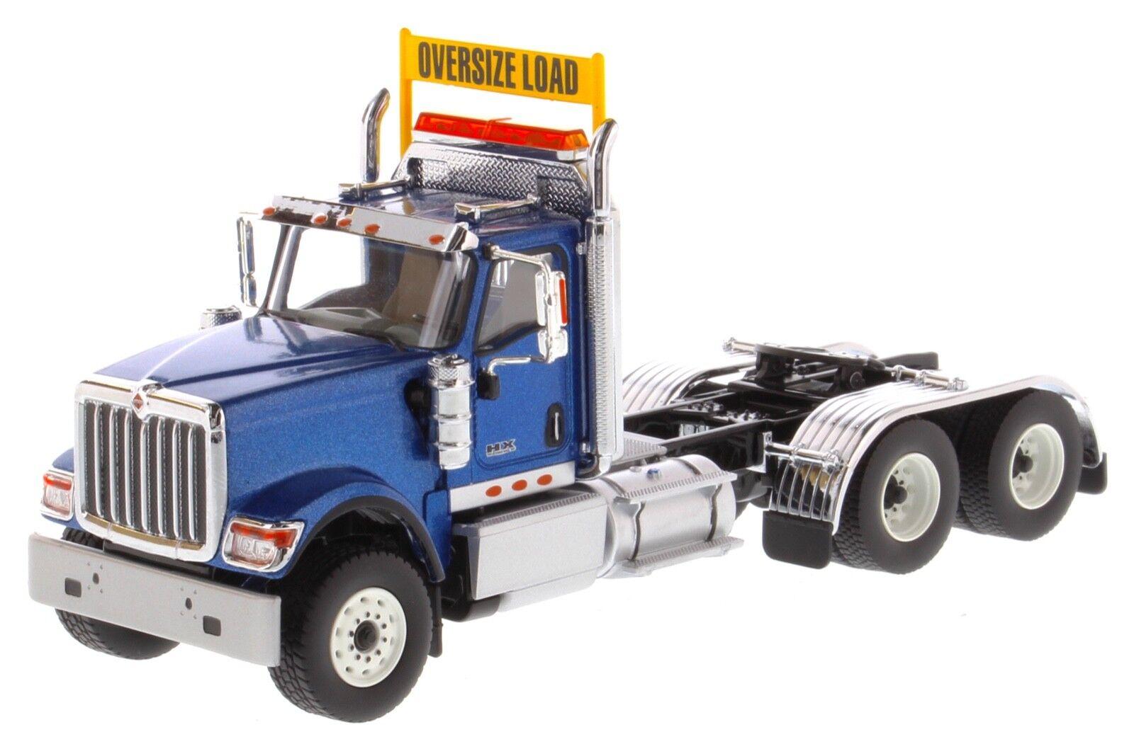 International 1 50 escala HX520 blu tándem Tractor-Diecast Masters 71004