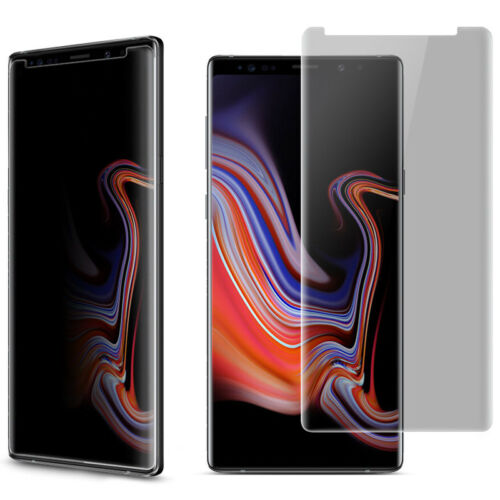 IMAK 3D Curved Privacy Tempered Glass Screen Film for Samsung Galaxy Note9 N960