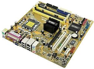 ASUS-P5L-VM1394-s775-DDR2-Pcie-PCI-USB-SATA-IEEE1394-D-Sub