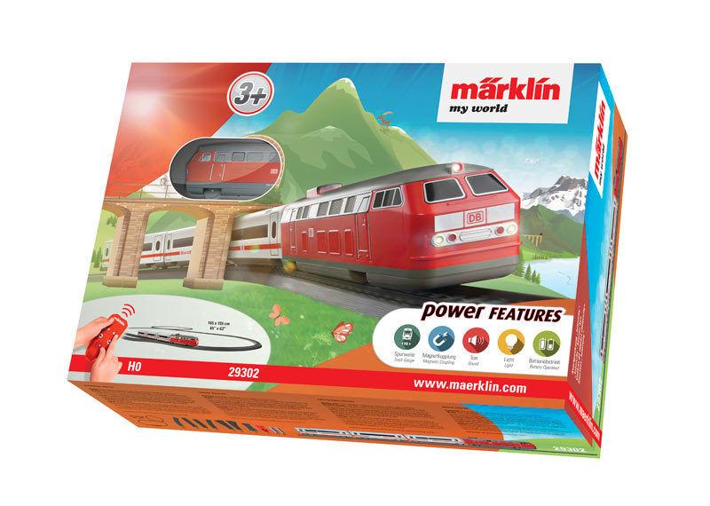 marklin 29302 Confezione iniziale Intercittà batteria  neu in OVP