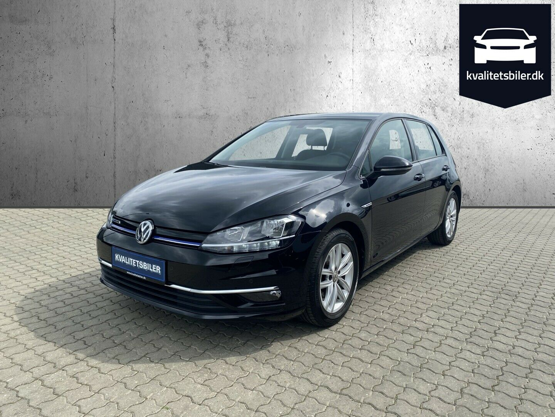 VW Golf VII 1,5 TSi 130 Comfortline 5d - 192.500 kr.