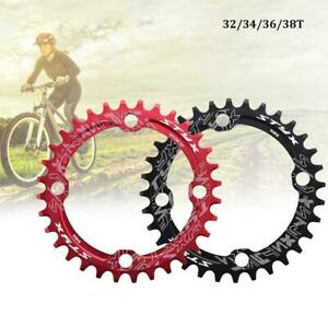 BCD104mm-Moutian-Bike-Chainring-Narrow-Wide-Single-Speed-Chain-Ring-32T-38T-Part