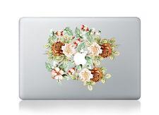 "Roses Flowers Laptop Apple Sticker Viny Decal Macbook Air/Pro/Retina 13""15"""