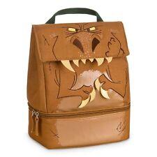 BNWT DISNEY STORE THE GOOD DINOSAUR LUNCH BAG SCHOOL BAG ARLO BUTCH NASH RAMSEY
