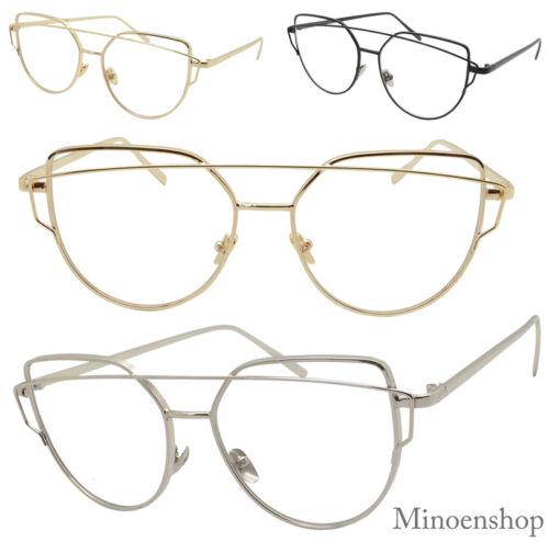 Onorevoli oversize Trasparente Moda Occhiali Grande Stile NY LOOK FRAME