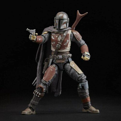 "Star Wars The Black Series Mandalorian Beskar 6/"" Action Figure in stock!"
