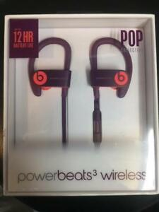 a39cc9b4bc0 Beats by Dr. Dre Powerbeats3 Wireless Pop Collection Magenta Purple ...