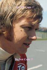 Ronnie Peterson STP March F1 Portrait 1971 Photograph 5