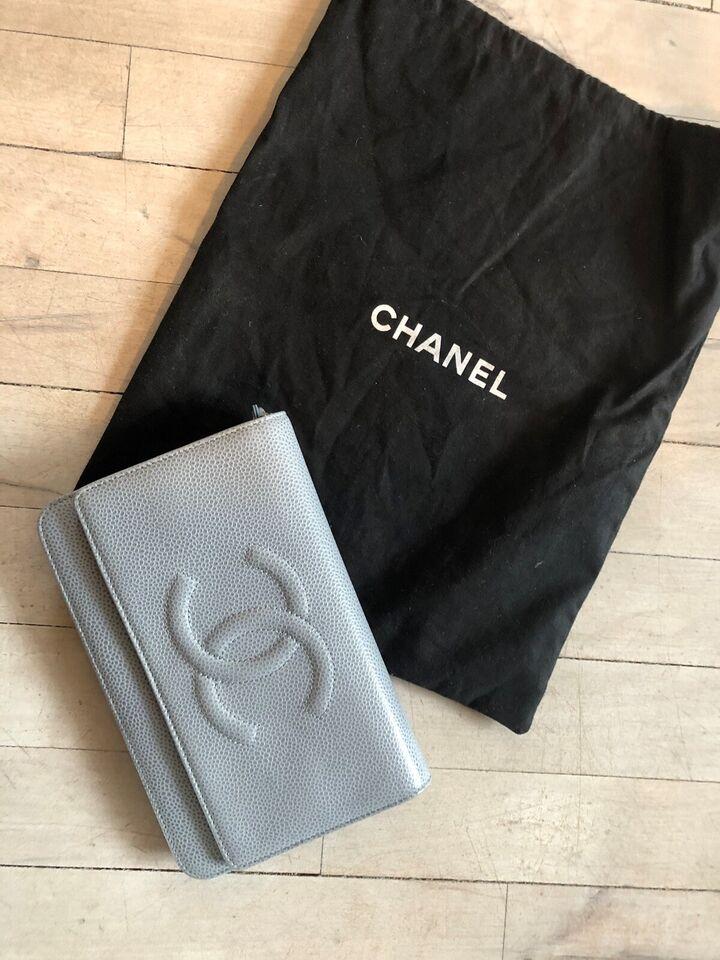 Crossbody, Chanel, læder