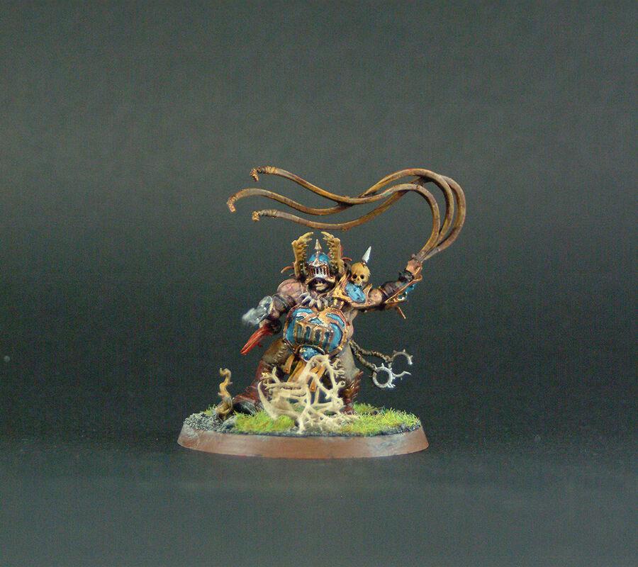 TMC Painted Warhammer Age Of Sigmar Bloodbound Bloodstoker