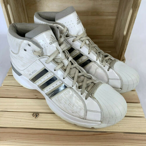 Art 17 White Sneaker No Pro Sz Model Hight Top 376768 Up Adidas Lace v8fqnn6