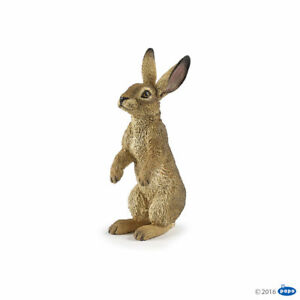 STANDING-HARE-Replica-50202-New-for-2017-FREE-SHIP-USA-w-25-Papo
