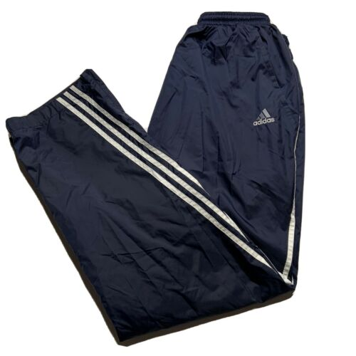 Vintage 90's Adidas Men's Size XL Nylon Trackpants