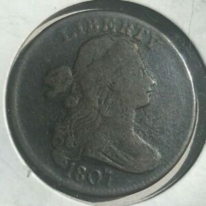 1807-Draped-Bust-Large-Cent-Great-Condition
