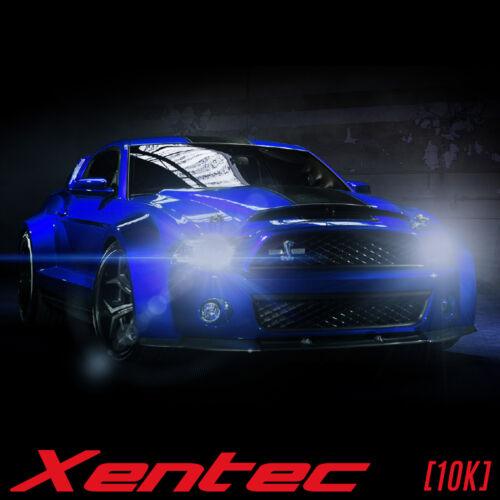 XENTEC 2X H11 100W 10000LM LED Headlight Bulb HI//LO Beam H8 H9 Kit
