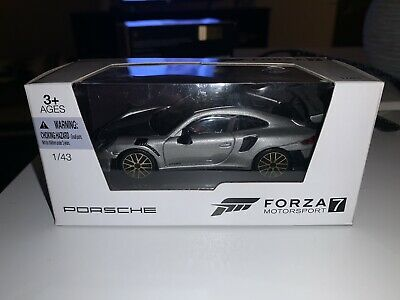 from GAME MICROSOFT XBOX ONE NEW CAR Forza Motorsport 7 Porsche 1//43 scale
