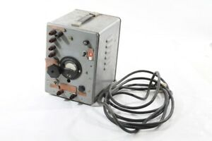 Old-Power-Supply-Power-Device-Old-Vintage-Self-Made-GDR