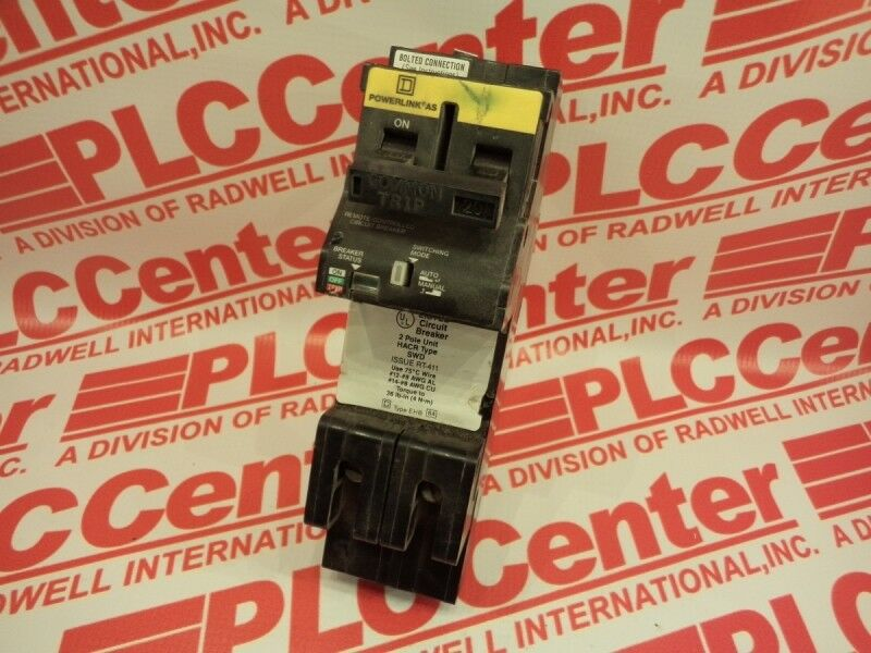 SCHNEIDER ELECTRIC EHB24020AS   EHB24020AS (USED TESTED CLEANED)