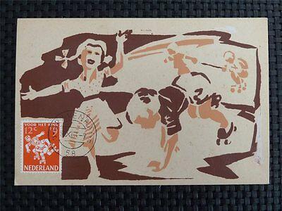 Diverse Philatelie Clever Niederlande Mk 1958 Voor Het Kind Maximumkarte Carte Maximum Card Mc Cm C1761 Modische Und Attraktive Pakete Niederlande & Kolonien