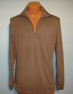 GENUINE-PECKHAM-LWCWUS-LIGHTWEIGHT-COLD-WEATHER-SHIRT-SMALL-ECWCS