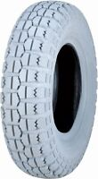 4.10/3.50-6 Kenda Gray Universal 4 Ply Tire Fits Hoveround Wheelchair