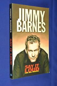 JIMMY-BARNES-SAY-IT-LOUD-Alan-Whiticker-AUSTRALIAN-ROCK-MUSIC-BOOK-Cold-Chisel