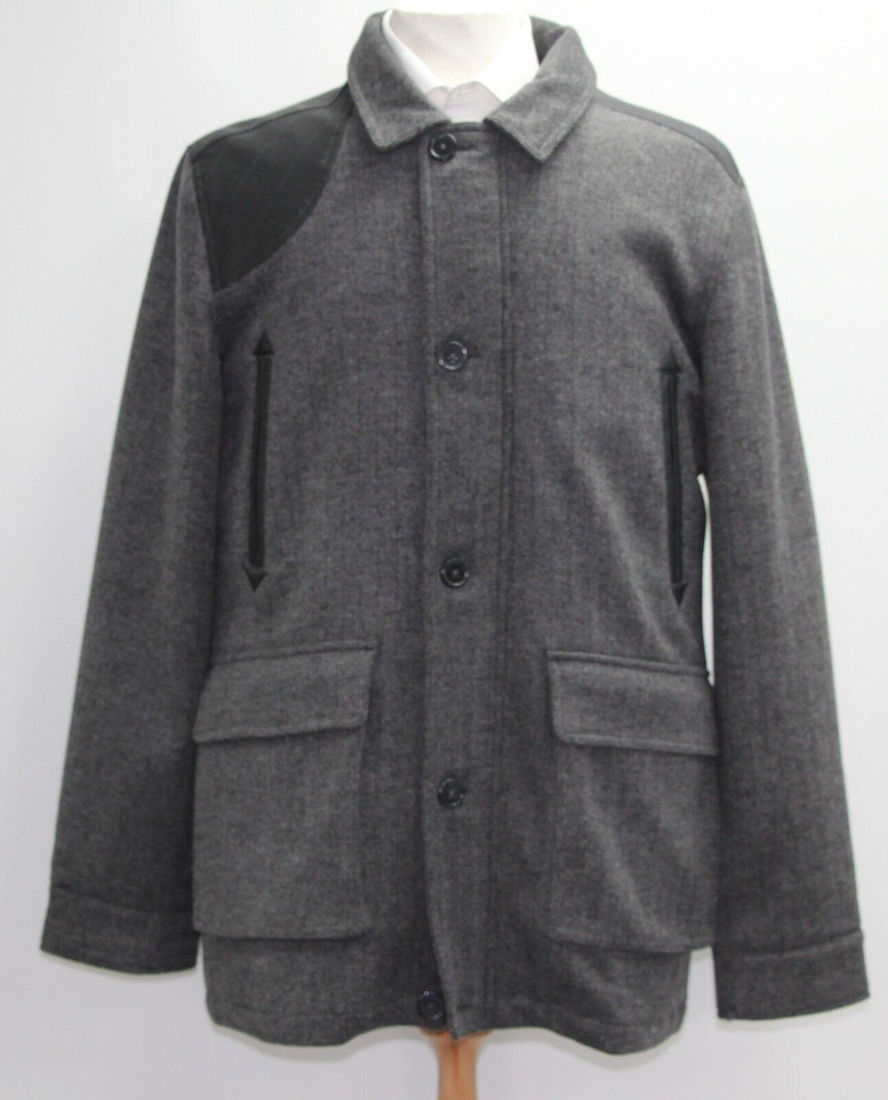 Men's Paul berman Grey coat (L).. sample 1504