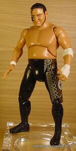WWE-TNA-Jakks-Clasico-SUPERSTARS-Deluxe-SAMOA-Joe-figura-de-accion-Lucha-Libre