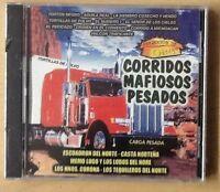 Corridos Mafiosos Pesados By Various Artists - Cd, Spanish Speaking, 2012