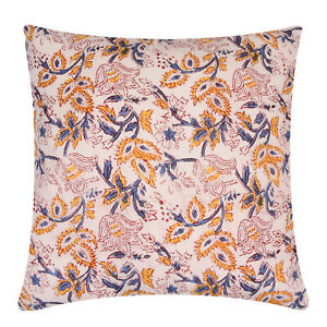 Indian Hand Block Print Pillow Cases