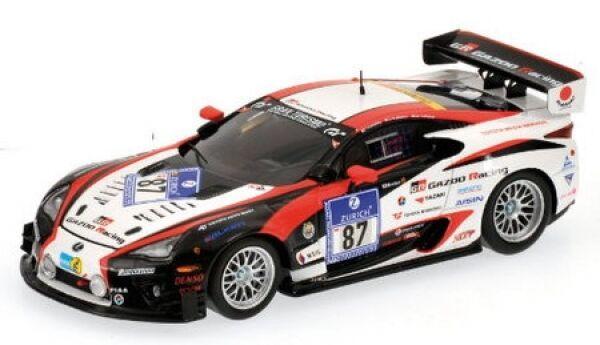 LEXUS LFA No. 87 24h Nurburgring 2011