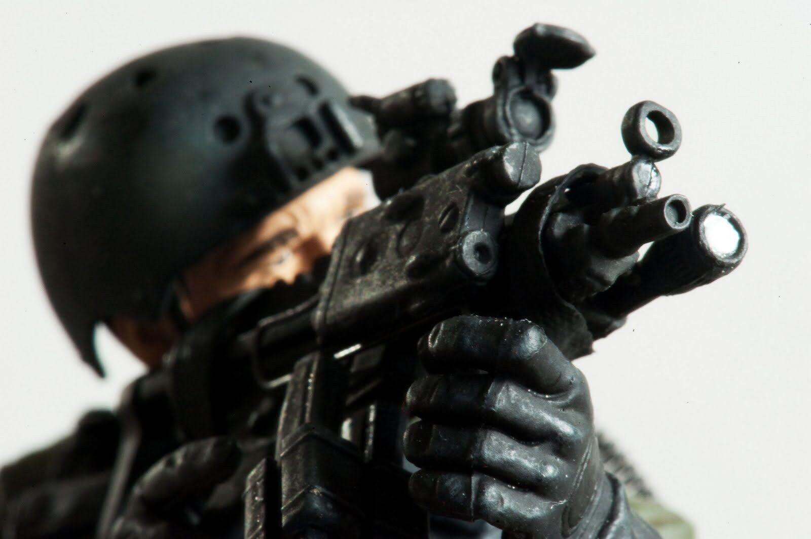 McFARLANE' S ACTION FIGURES NAVY SEAL BOARDING UNIT FORZE SPECIALI soldato | Se Vendant Bien Partout Dans Le Monde