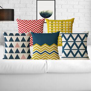 FJ-UK-Geometric-Linen-Throw-Pillow-Case-Sofa-Cushion-Cover-Home-Bed-Car-Decor