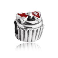 disney minnie cupcake pandora charm