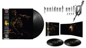 Resident-Evil-0-Original-Soundtrack-2-vinyles-neufs-sous-blister