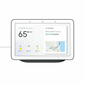 Google-Nest-Hub-with-Video-Google-Assistant-GA00515-US-Charcoal