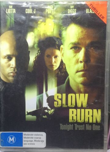 1 of 1 - Slow Burn (DVD, 2008)