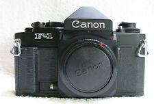 Canon  New F1   Classic  35mm Film Camera  , Near Mint